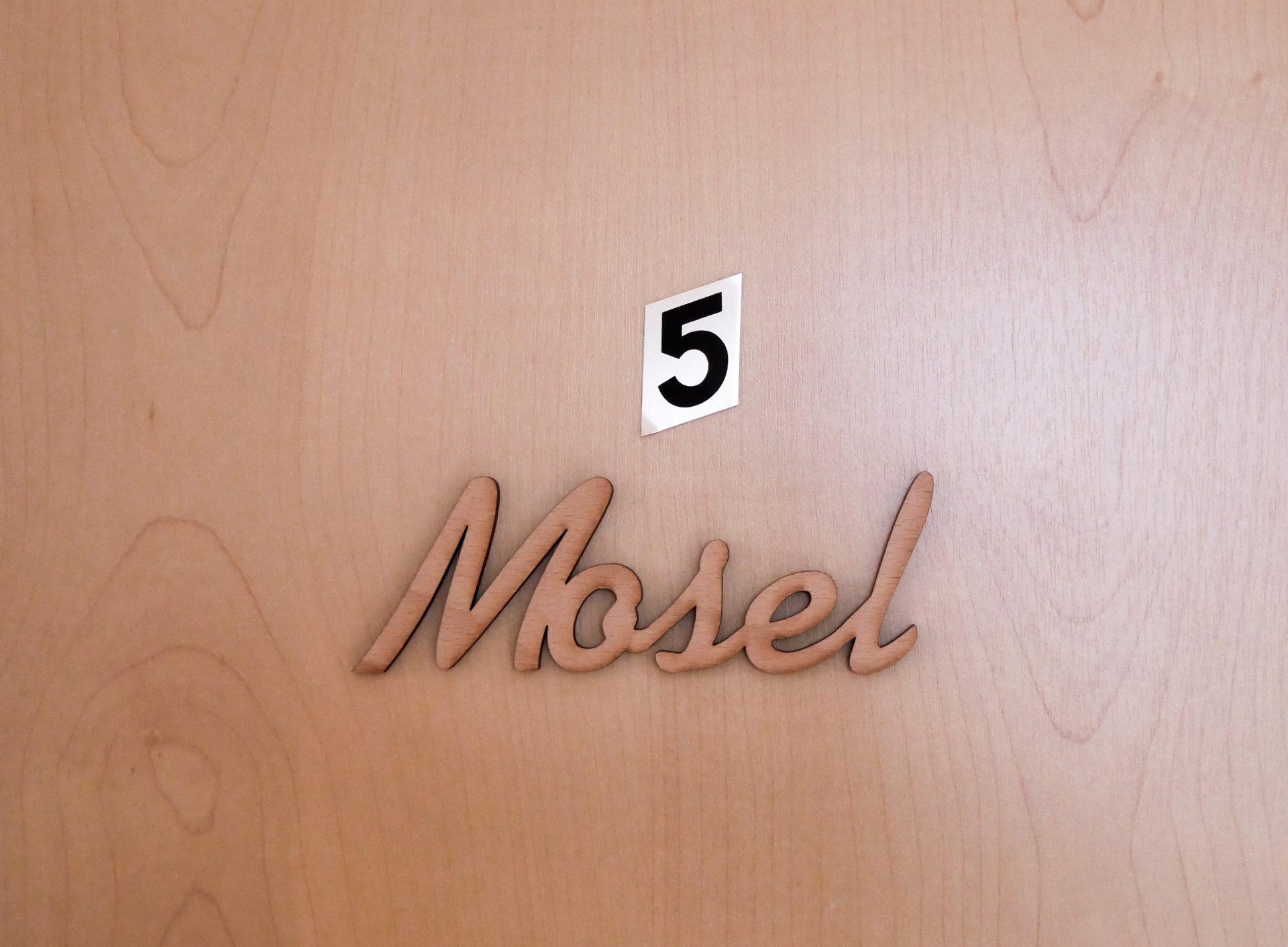 Zimmer in Lindlar » Bellevue im Bergischen Land » Name Mosel für Zimmer Nummer 5