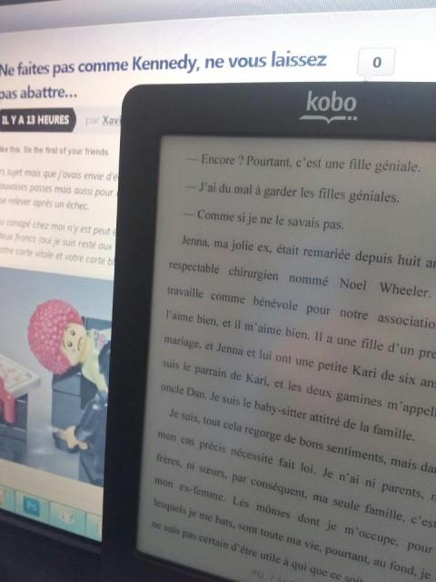kobo touch fnac
