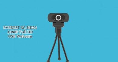 Everest marka SC-HD03 Webcam incelemesi