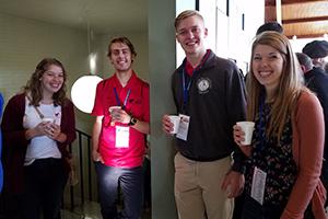 College students visit CTSFW.
