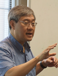 Kevin Park teach web