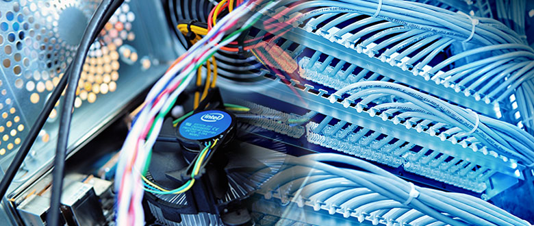 Quincy Illinois On Site Computer & Printer Repair, Networking, Voice & Data Cabling Technicians