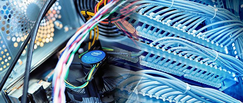 Elmhurst Illinois On Site Computer PC & Printer Repairs, Network, Voice & Data Cabling Services