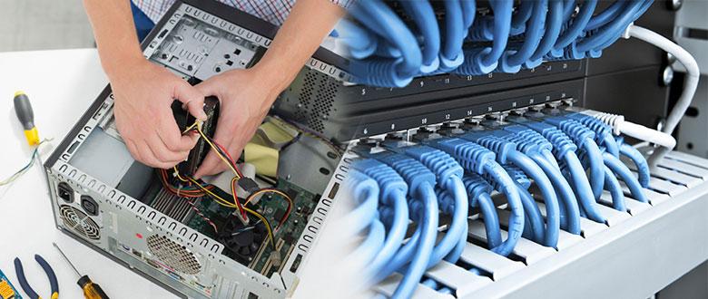 Social Circle Georgia Onsite Computer PC & Printer Repair, Network, Voice & Data Cabling Contractors