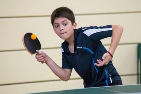 Miguel, 1/2 finale série D1/D2, vainqueur du double