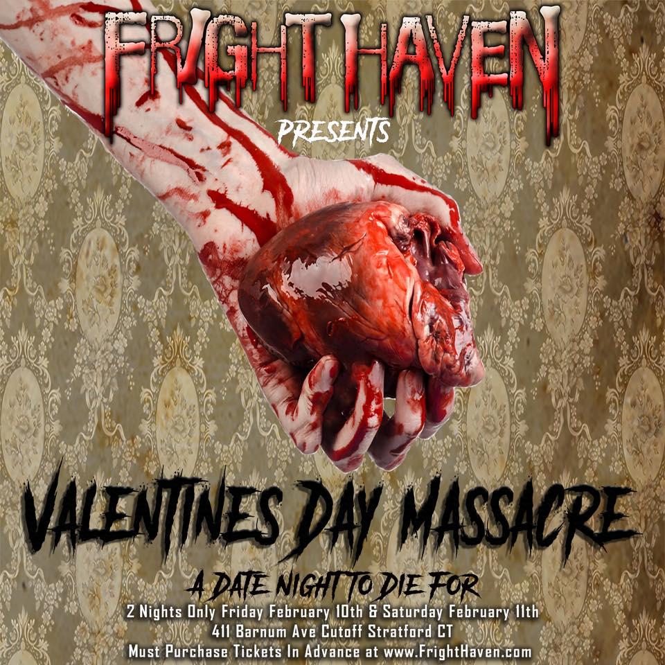 Valentines Day Massacre Visit CT