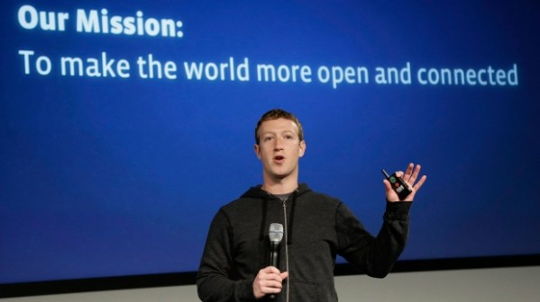 Facebook's Mark Zuckerberg speaks out in favour of U.S ...