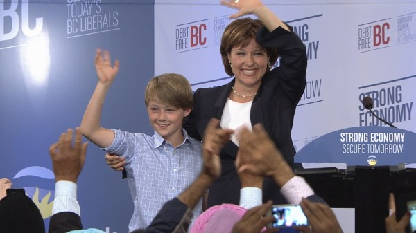 BC Liberals win majority, but Christy Clark loses her seat ...