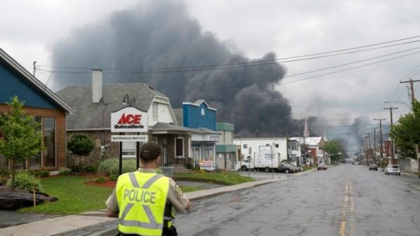 Lac-Megantic taking legal action against rail company ...