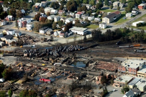 Lawsuit filed in U.S. court over Quebec rail disaster ...