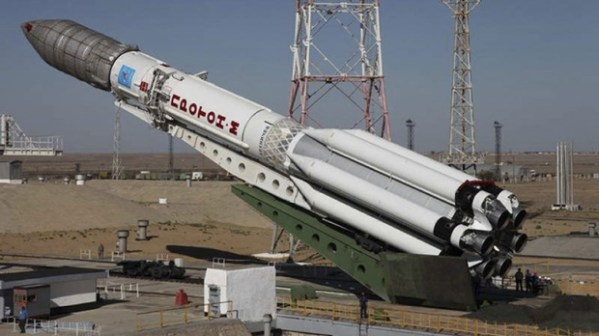 Russian rocket fails to put two satellites in orbit | CTV News