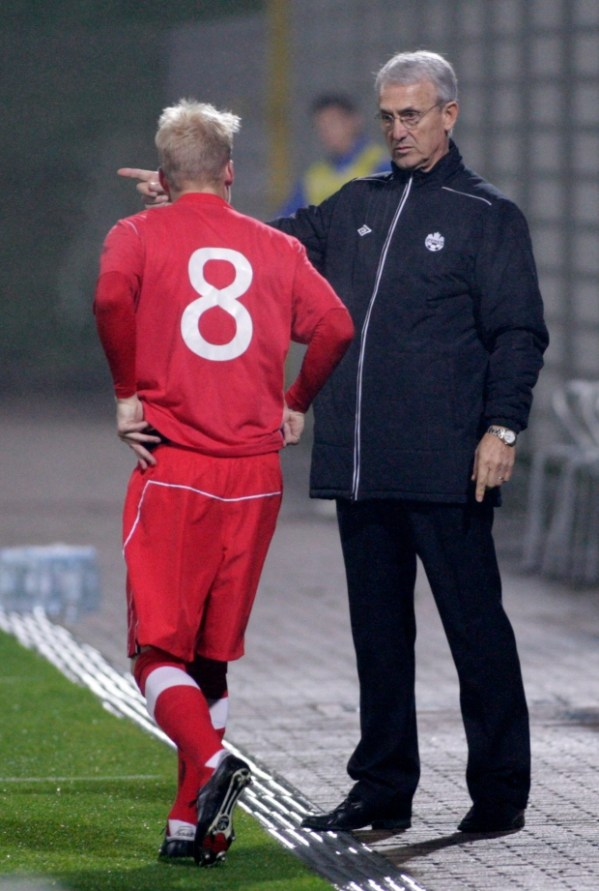 Canadian men's soccer team needs a win to boost confidence ...