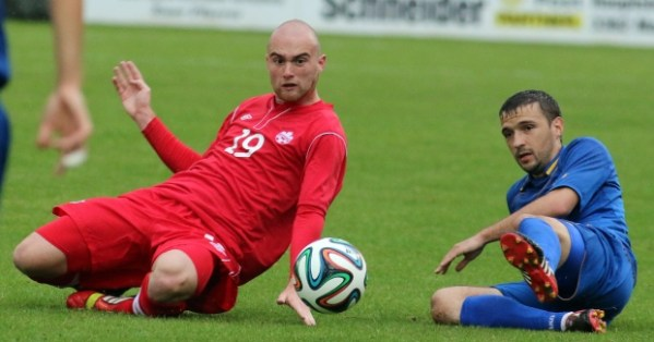 Canadian men's soccer team ties Moldova 1-1 in friendly ...