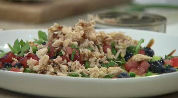 Summer Salads From Chef D CTV News