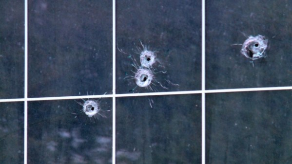 Man, 37, arrested after gun shots fired at woman, police ...