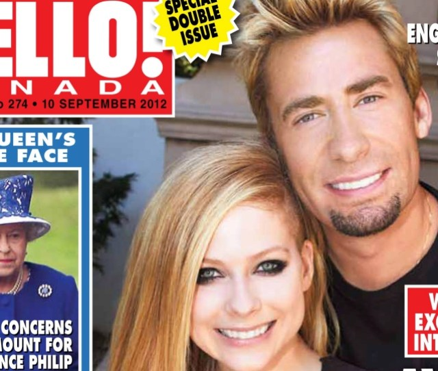 Chavril The Union Of Chad Kroeger And Fellow Rocker Avril Lavigne Has Generated A Lot Of Scorn On Social Media Robb Dipple The Canadian Press