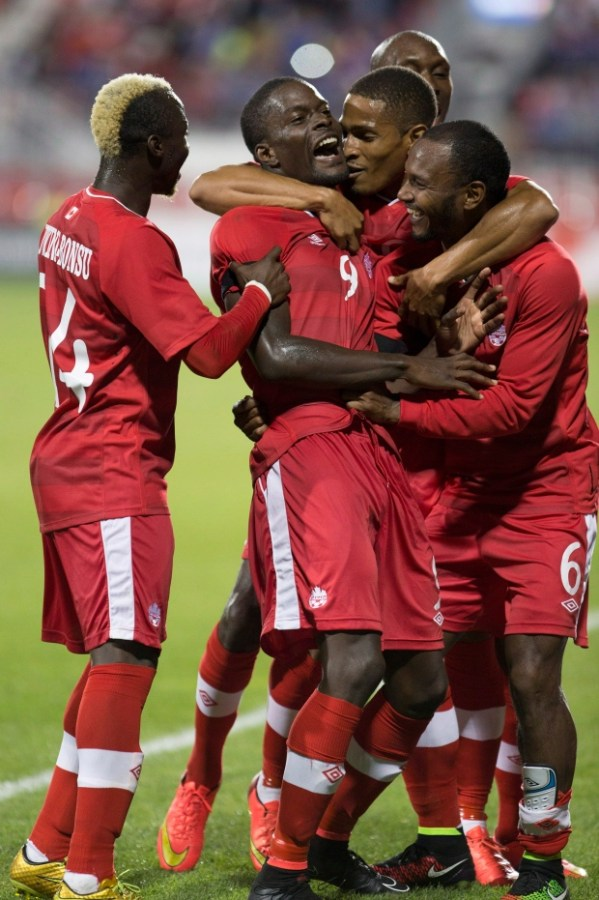 Canadian soccer team aims to qualify for U-20 World Cup ...