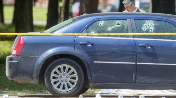 Houston police chase ends in deadly shooting | CTV News