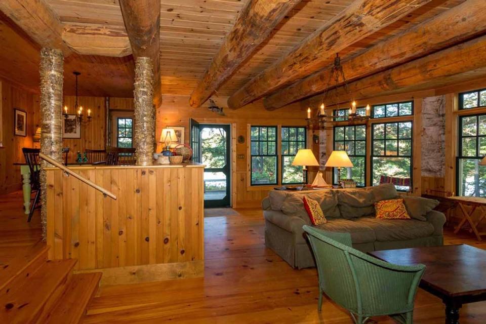 Living Rooms Older Homes