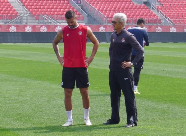 Canada to open next round of World Cup qualifying in ...