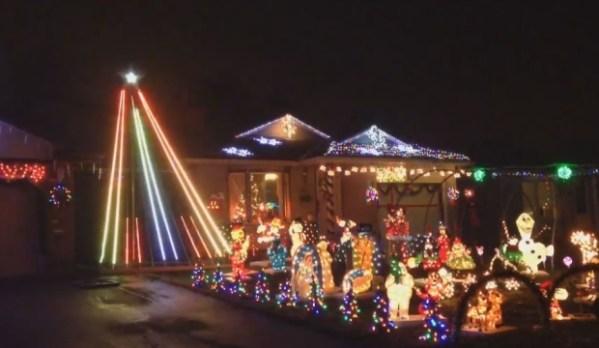 christmas lights london # 77