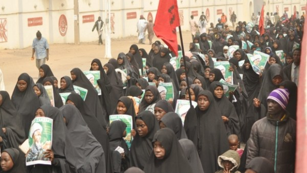 Image result for shiite muslims in nigeria