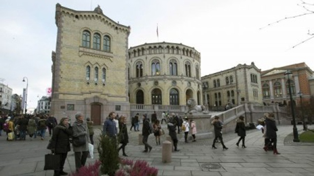 Norway to all gender change