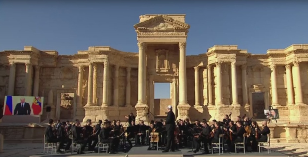Concert in Palmyra