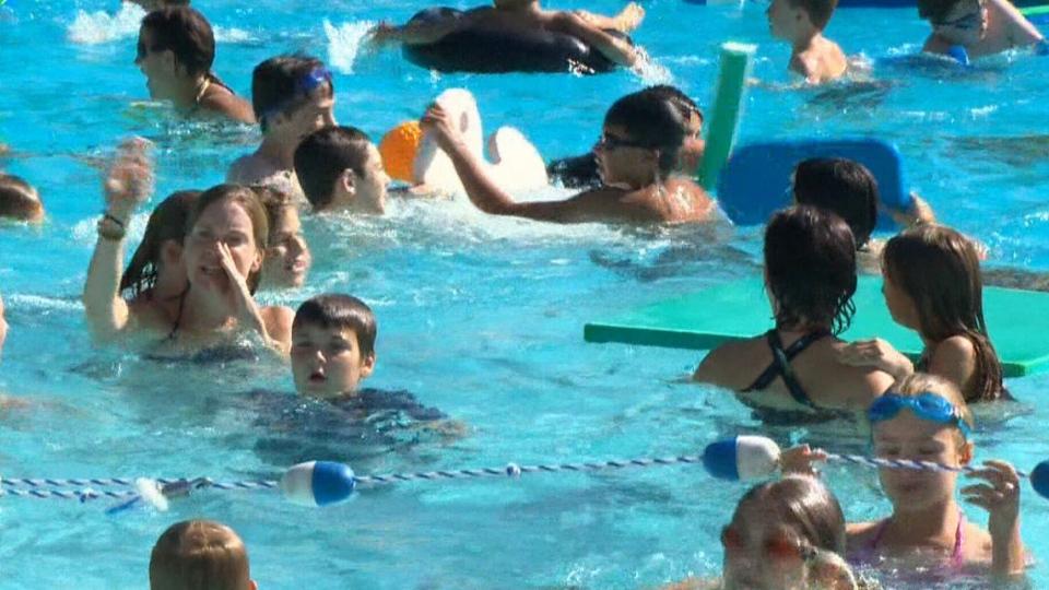 Attention Parents Vigilance Beats Swim Lessons When It