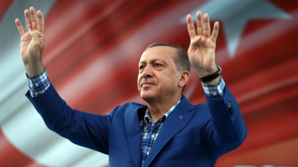Turkish president vows to 'destroy terrorists' | CTV News