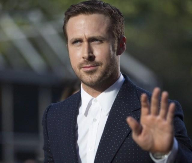 Ryan Gosling Arrives On The Red Carpet For The Film La La Land During The 2016 Toronto International Film Festival In Toronto On Monday Sept 12 2016