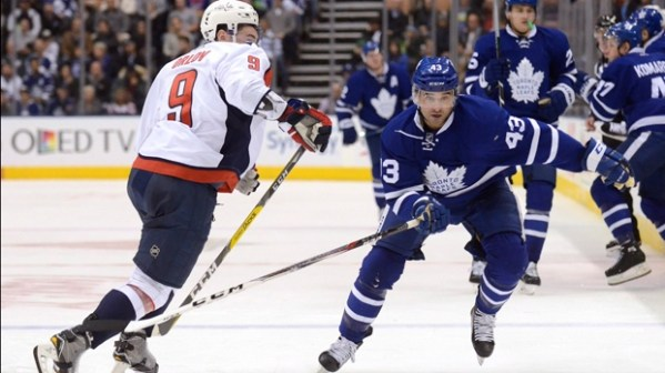 Leafs snap three-game losing streak with 4-2 win over ...