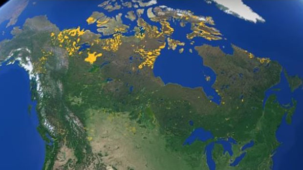 Thousands of Indigenous lands in Canada added to Google Maps   CTV     Google Maps Indigenous lands