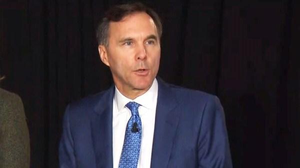 Morneau gets an earful at town hall meeting on small ...