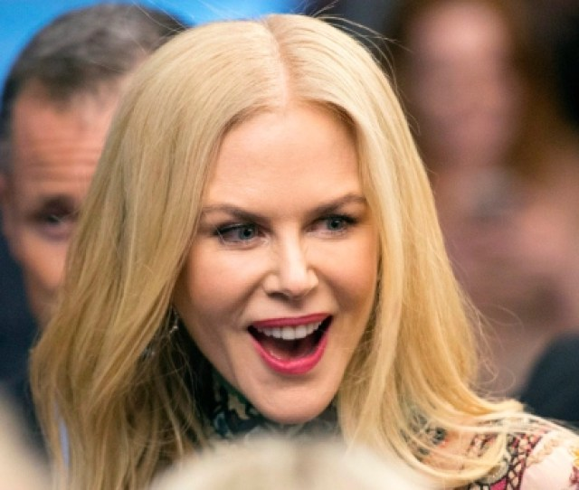 Nicole Kidman Arrives On The Red Carpet For The Premiere Of The Film The Killing Of A Sacred Deer During The 2017 Toronto International Film Festival In