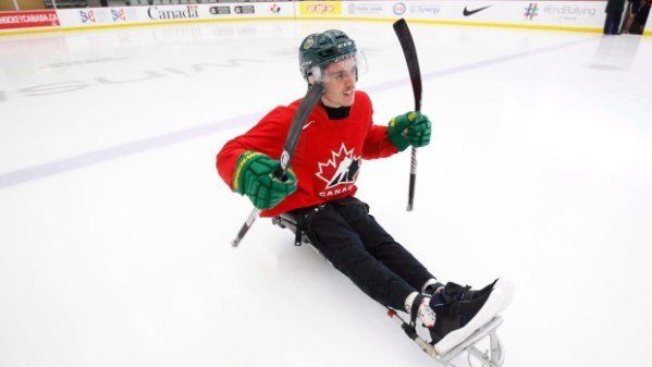 'I'm here to inspire people': Paralyzed Humboldt Broncos ...