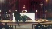 Saint Joseph's Oratory, stabbing