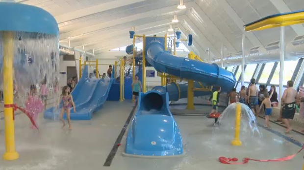 Free Admission To Seven Oaks Pool To Celebrate New Indoor