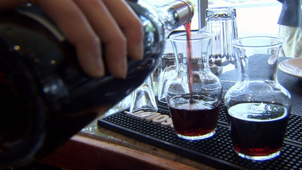More Drinkers Reaching For Wine Report CTV News
