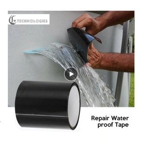 Waterproof Leakages Repair Tape for borehole tanks plastics pipes