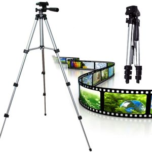 Camera Mobile Handy Tripod Stand 4 Section Max Height 1020MM