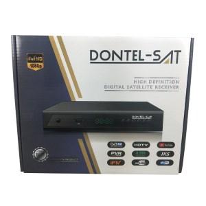 H.265 free to air satellite tv decoder IPTV Iks HDTV receiver