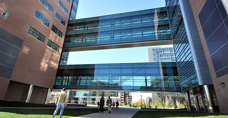 Home Page Panel CU Anschutz Medical Campus University