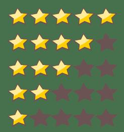 Estrellas y estrellados