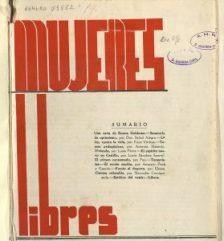 Revista Mujeres Libres