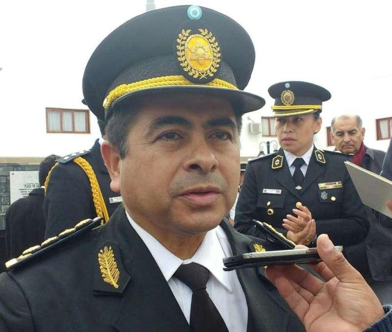 """Interna policial caliente: denuncian penalmente al jefe de Policía por """"violencia de género"""" y """"desobediencia judicial"""""""