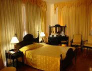 Photo of the Room of the Hotel El Castillo in Baracoa, Cuba