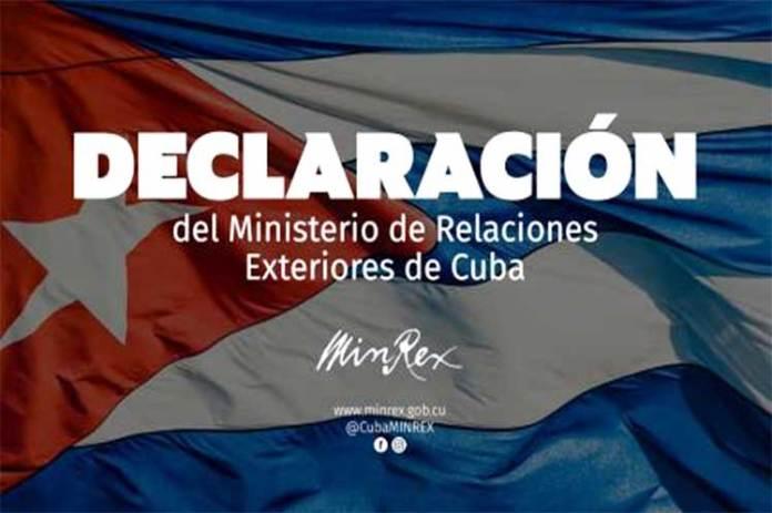 Allegorical banner to MINREX