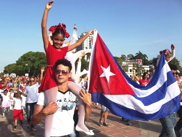 Primero de mayo: movilización nacional para celebrar Día Internacional de los Trabajadores
