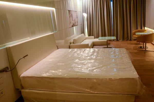 Dormitorio del Hotel Packard